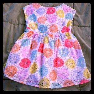 Cat and jack toddler dress
